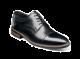 Nunn Bush Hayden Cap Toe Oxford Dress Shoe in Black (81075-001)