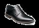 Nunn Bush Hayden Plain Toe Oxford Dress Shoe in Black (81076-001)