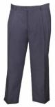 Vinci Pleated Front Wool-Feel Dress Pant (OP-900)